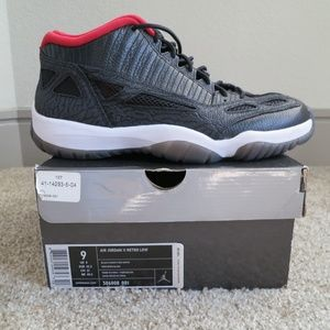 Jordan Shoes - AIR JORDAN 11 LOW RETRO